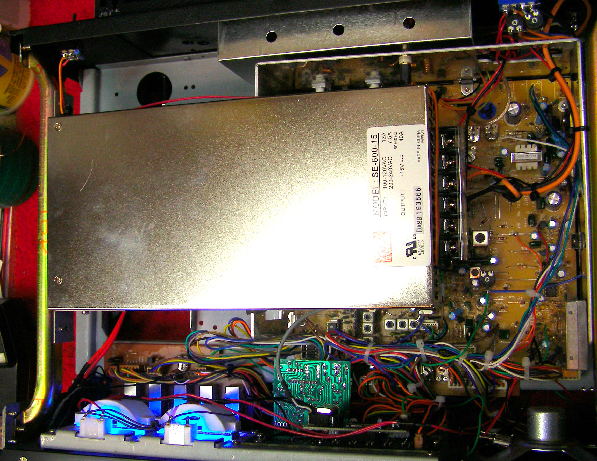 Rci 2995dx New Power Supply Upgrade