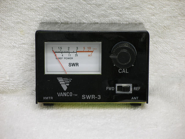 So I Found This Swr Meter